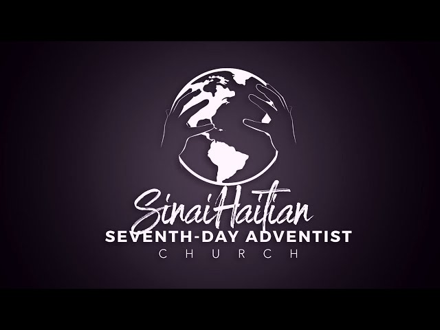 Sevis de Priyè   09.01.21   Sinai SDA Church