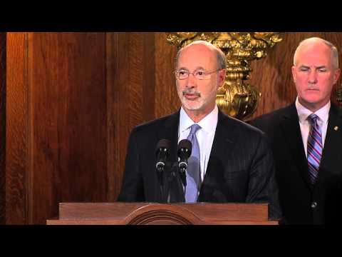 Governor Wolf signs non-discrimination executive orders