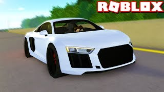 *UPDATE* NEW AUDI R8 + More added to Ultimate Driving! (Roblox)
