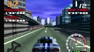 Ridge Racer 64 - Part 1