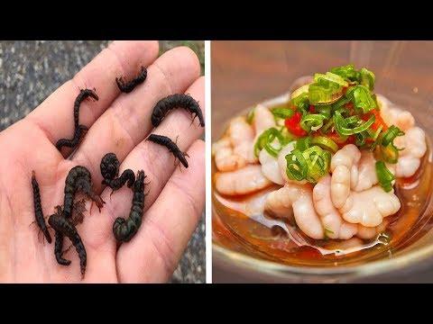 10 อันดับอาหารสุดแปลกของญี่ปุ่น ที่ชาวต่างชาติต้องร้องยี้