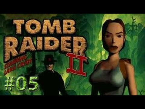 Let's Play Tomb Raider 2 | #05 - Offshore Rig