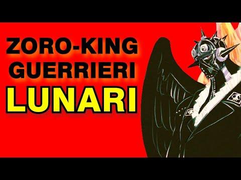 ZORO E KING A CONFRONTO: LUNARIA E SHIMOTSUKI   One Piece Analisi Capitolo 1023