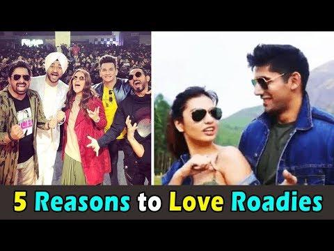 Why People Like Roadies Here Is 5 Reasons