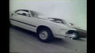 1969 Ford Sportsroof Lineup - original commercial