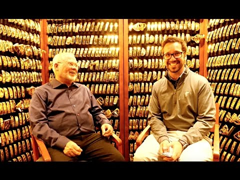 INSIDE THE GOLD PING PUTTER VAULT!! Interview with Ping CEO John Solheim
