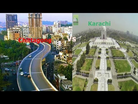 Chittagong VS Karachi | YouTube | Which is best?
