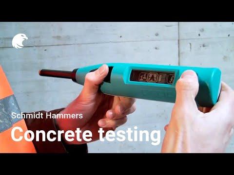 Concrete Test Hammers: Schmidt Rebound Hammer Portfolio from Proceq