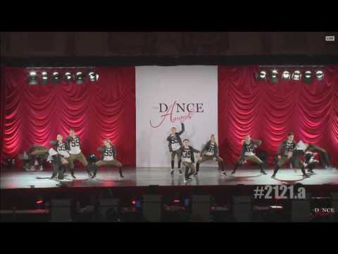 Club Dance Studio - All About That Bass - Group Finals Competition at The Dance Awards 2016