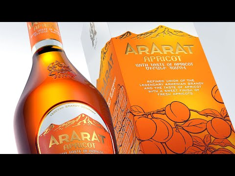 ARARAT Apricot Brandy | HD