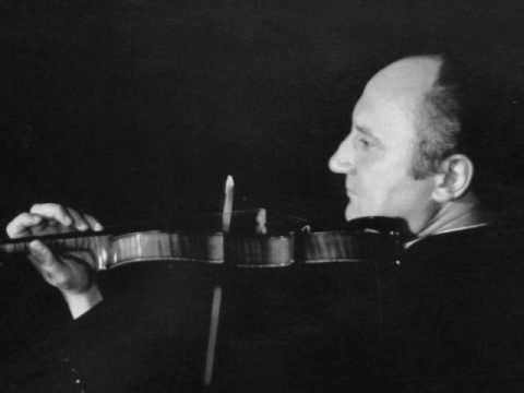 Wolfgang Marschner plays Sarasate: Gipsy Airs (Zigeunerweisen)