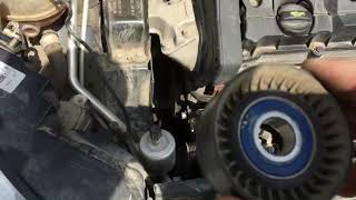замена ремня генератора ситроен берлинго смотреть на видео