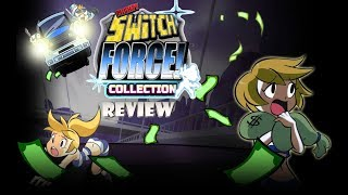 Mighty Switch Force Collection (Switch) Review (Video Game Video Review)
