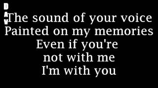 Linkin Park -With You [Reanimation Remix] [Lyrics]