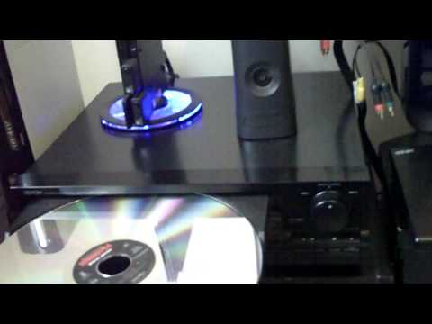Laser Disc first use