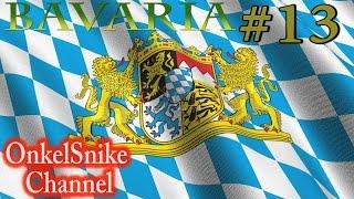 Empire TW. Бавария. #13.  А дыр в стенах все больше...