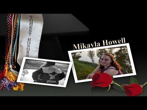 Mikayla Howell's 2018 Highlands Ranch High School Graduation Ceremony Highlights