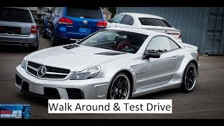 2003 Mercedes Benz SL55 AMG | Japan Car Auction Purchase