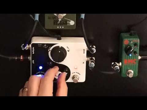 Mike Mennell Xotic X-Blender Rundown!