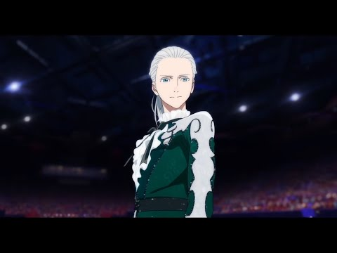 Analyzing the Yuri!!! on Ice Movie Trailer: What is Ice Adolescence?