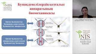 Онлайн урок по биологии - 01.04.2016 НИШ ФМН АСТАНА Ондыбаева С.Б