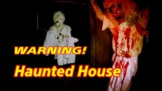 WARNING! Dont Watch Alone | Scary House | Haunted Mansion | Innovative Film City Part 4