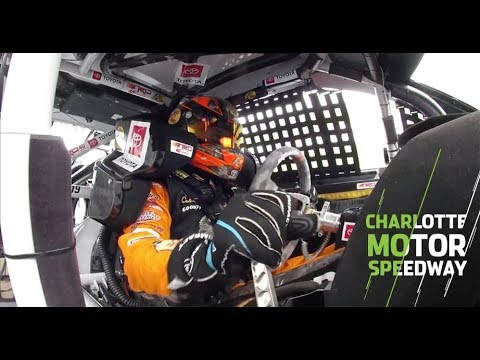 Martin Truex Jr. Misses Shift, Team Changes Engine | NASCAR At Charlotte Motor Speedway Roval