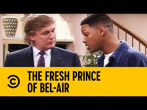 Donald Trump Wants To Buy The Banks Family Home | The Fresh Prince Of Bel-Air