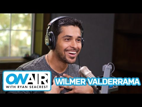 Wilmer Valderrama Talks Falling In Love With Demi Lovato | On Air with Ryan Seacrest