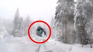 Most MYSTERIOUS Winter Dwelling Beasts From Folklore!