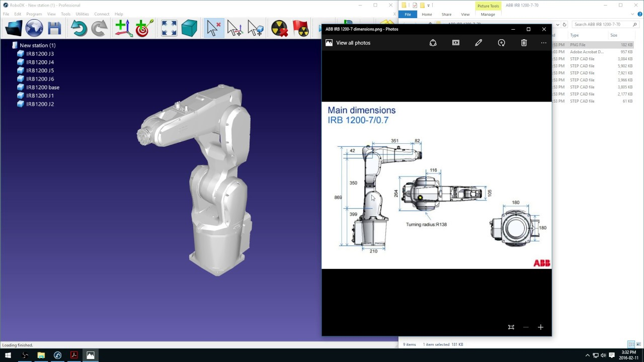 how to create a robotic arm