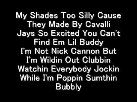 Soulja Boy- Get Silly! lyrics