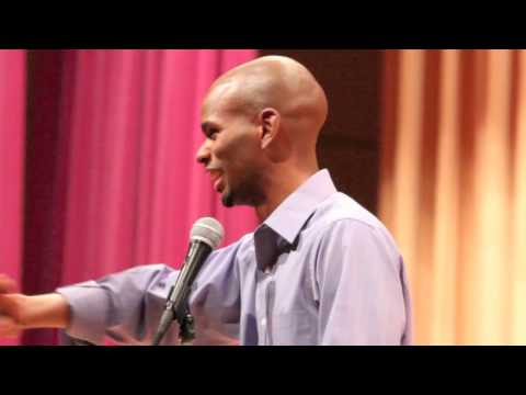 Comedian Robert Powell III Homecoming