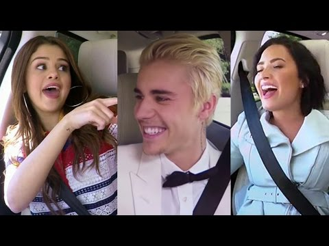 Top 10 BEST Carpool Karaoke Moments! (PART 2)