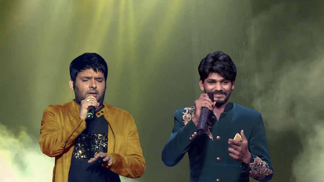 Sawai Bhatt & Kapil Sharma | Omg What a Performance | indian idol season 12