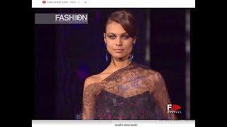 GIORGIO ARMANI Full Show Autumn Winter 2008 2009 Milan   Fashion Channel