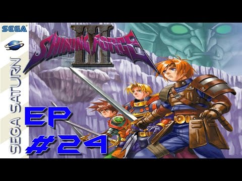 Shining Force III Scn 3: part 24 - not stealthy
