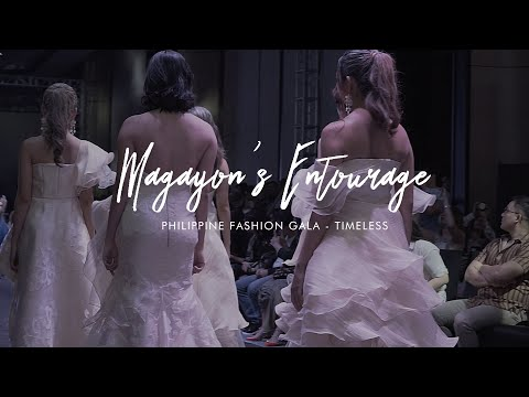 Teaser: Magayon's Entourage Collection Runway Video