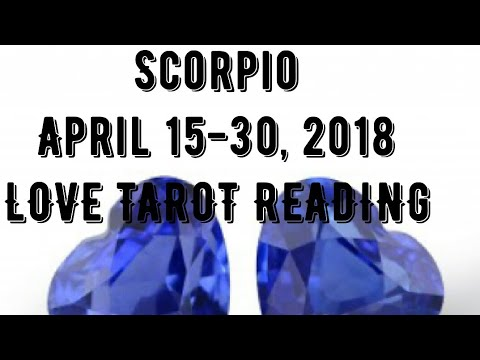 Scorpio ❤ Not investing anymore; It doesn't fulfill me ❤ April 15-30, 2018 LOVE TAROT READING
