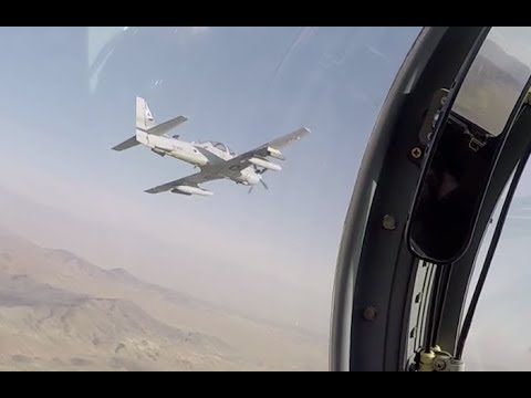 AFGHAN AIR POWER DEMONSTRATION 2017