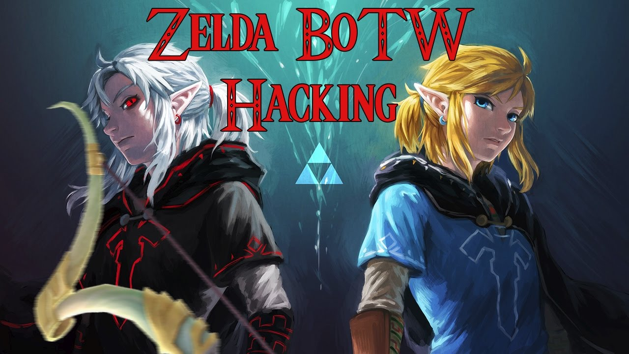 Zelda Botw Hacks For Weapons Shields Bows Clothes