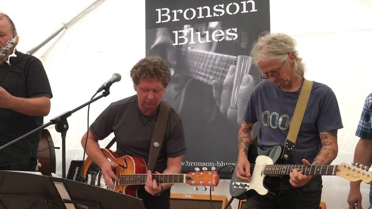 Bronson Blues - Lied von der Bank (live in Freital)