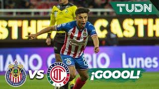 ¡Qué golazo acaba de hacer Chivas! | Chivas 1 - 0 Toluca | Liga Mx - CL 2020 J-3 | TUDN