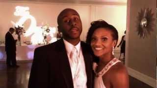 CB Entertainment DJ | Dallas Wedding DJ - Testimonial - Santana & Shaun @ Orion Ballroom
