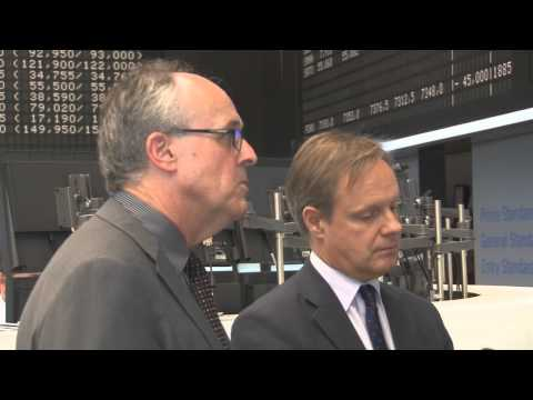 Interview with CEO & CSO of Reneuron Group plc - Frankfurt Stock Exchange