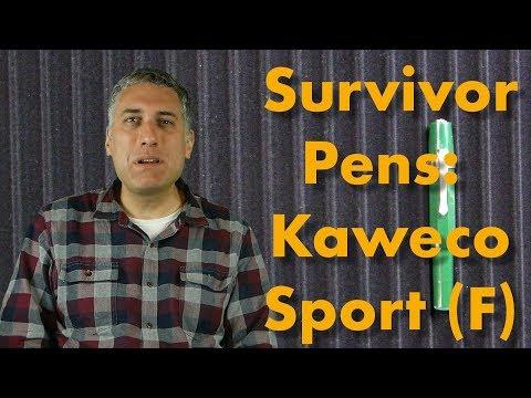 Survivor Pens: Kaweco Sport (F)