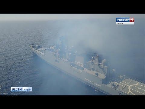 Затмив НАТО: в Черном море прошли масштабные учения ЧФ