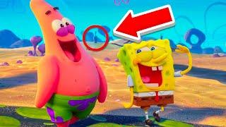 Easter Eggs in SpongeBob On The Run Movie