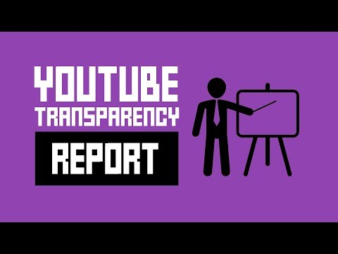 YouTube Transparency Report - 270 Days of Consistency