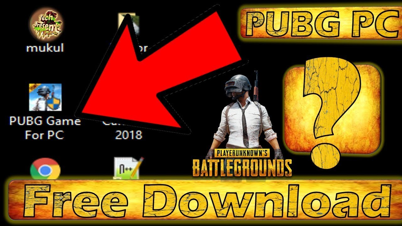 Pubg Pc Game Free Download For Windows 7 8 10 Without